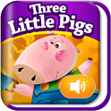 Three Little Pigs icon