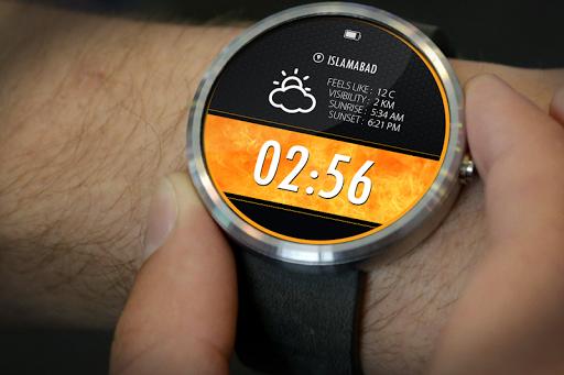 【免費個人化App】Station Weather Watch Face-APP點子