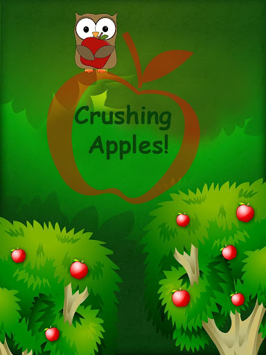 Crushing Apples