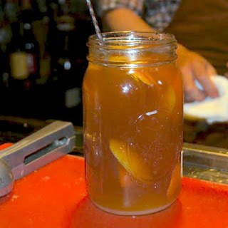 Montilla Shrub Summer Punch (from Midnight Cowboy, Austin, TX)