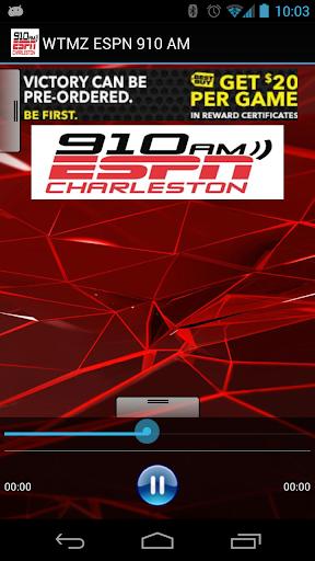 WTMZ ESPN 910 AM