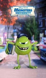 Monsters University Mike LWP - screenshot thumbnail