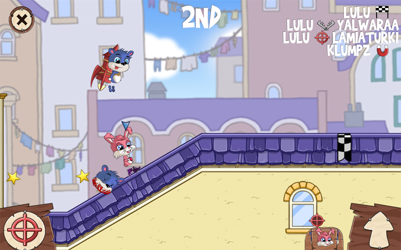 fun run 2 multiplayer race android apps on google play