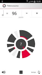 7Metronome: Pro Metronome