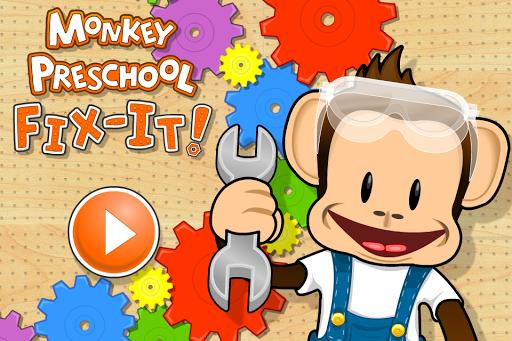 Monkey Preschool Fix-It  screenshots 1