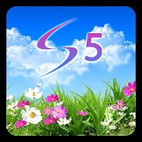 Galaxy S5 Spring LWP 4.2