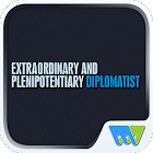 Diplomatist Magazine icon