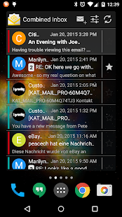 K-@ Mail - Email App- screenshot thumbnail