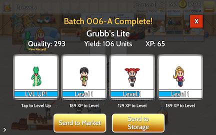 Fiz : Brewery Management Game Screenshot 5