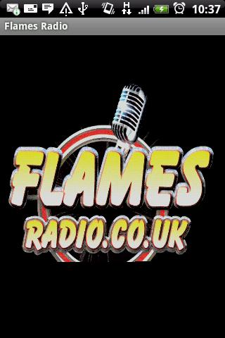 Flames Radio- screenshot