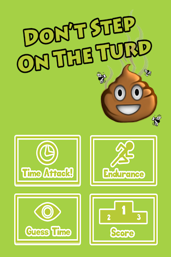 Don't Step On The Turd: Gooey