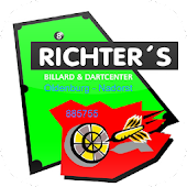 Richters - Billard, Dartcenter
