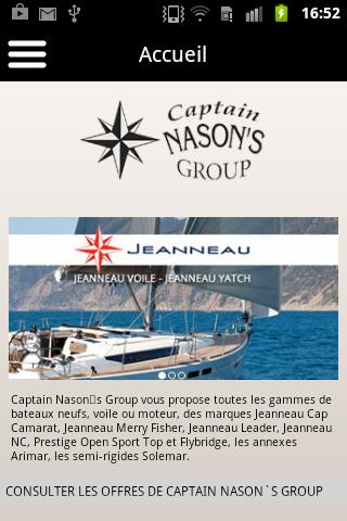 Captain Nason's Group