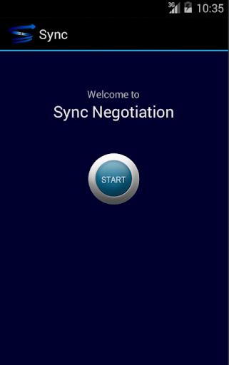 Sync Negotiation