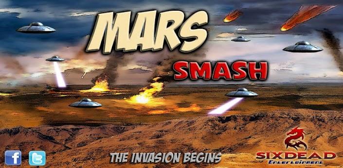 Mars Smash 3D Pro v1.0