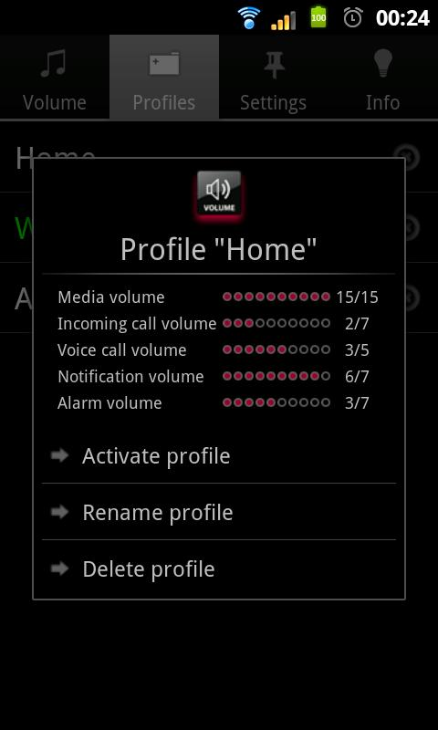 Just Volume Lite- screenshot