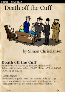 Death off the Cuff - screenshot thumbnail