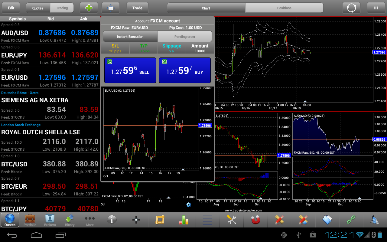 Xforex Com Online Cfds And Forex Trading