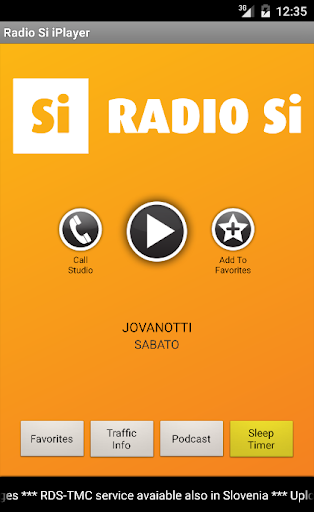 Radio SI Player