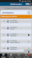 Screenshot of RNV Start.Info