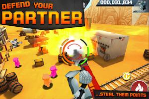 Screenshot of Battle Bears Zero