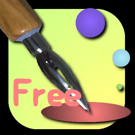 Comic Paint Free 工具 App LOGO-硬是要APP