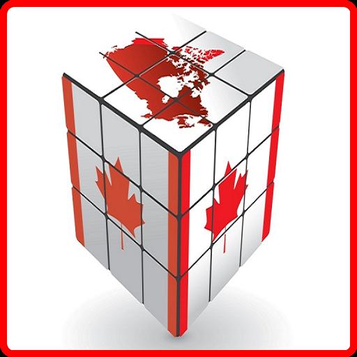 旅遊App 加拿大移民新聞 LOGO-3C達人阿輝的APP