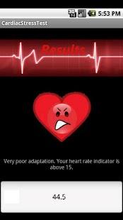 Cardiac Stress Test - screenshot thumbnail