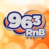 96.3 RnB Austin's RnB station