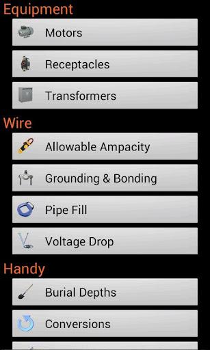 Electrical Calc Canada Free