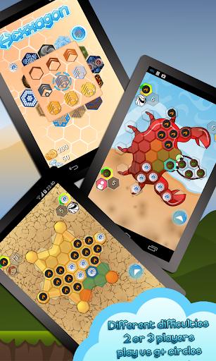 HexxagonHD - 在线棋盘游戏