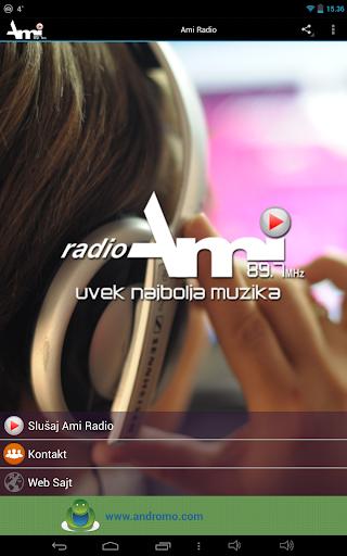 AMI RADIO 89.7MHZ