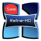 RefineHD Next Launcher3D Theme