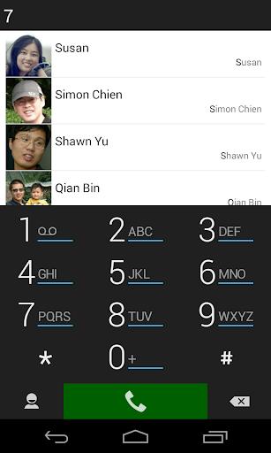 ExDialer - Dialer & Contacts 196 screenshots 5