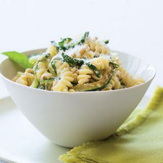 Zucchini Fusilli.