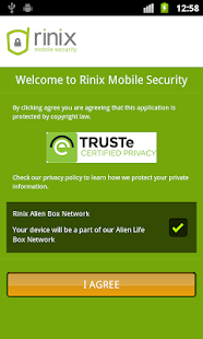 Free Antivirus 2014 - Android - screenshot thumbnail