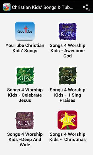 Christian Kids Songs TubeTV