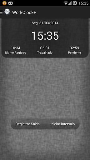 Banco de Horas WorkClock+