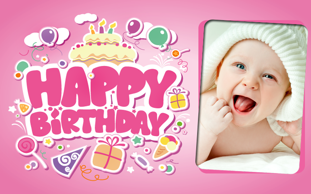 Birthday Frames Google Play の Android アプリ