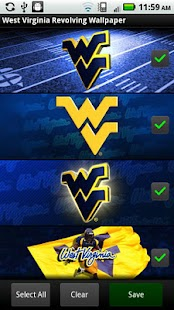 West Virginia Revolving WP - screenshot thumbnail