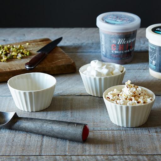 Condiment Bowls (Set of 3)