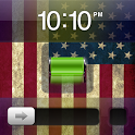 US Flag Theme Go Locker icon