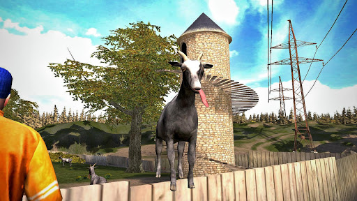 Screenshot for Goat Simulator in United States Play Store