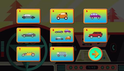 孩子們的困惑:汽車