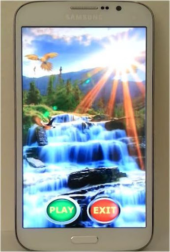 MVO Live Wallpaper: WATERFALL