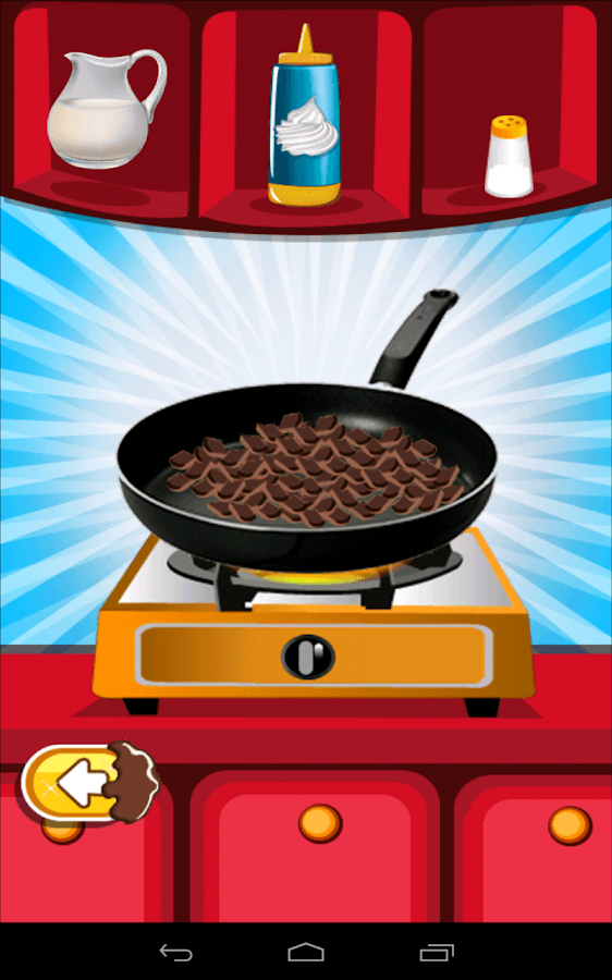 Fondue Maker – Sweet Desserts - screenshot