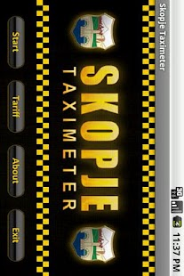 Skopje Taximeter - screenshot thumbnail