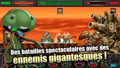 METAL SLUG DEFENSE  captures d'écran 4