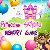 Princess Sophia Memory Game