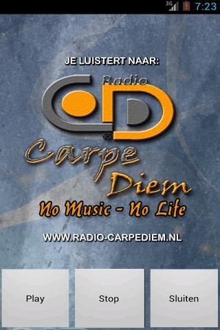 Radio-Carpediem.nl